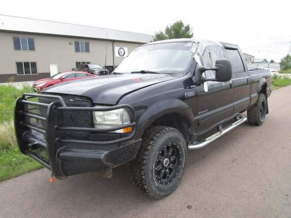 Photo RanchHand Bumper  2003 Ford Super F250 Duty 7.3 Diesel Parts Truck - $1 (Sioux Falls,SD)