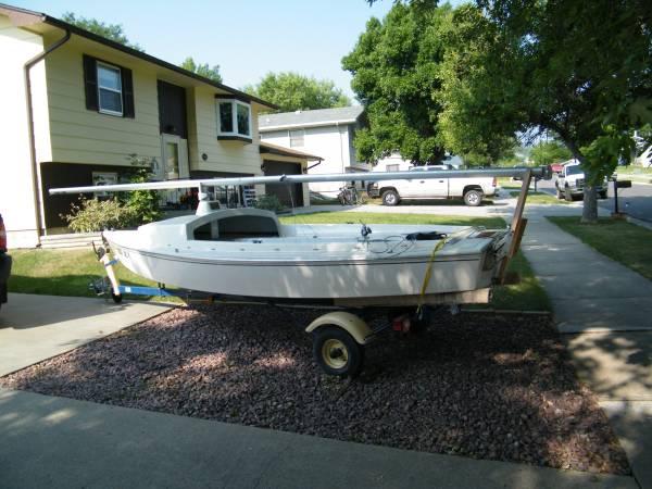 Photo Sail Boat 1639 - $1,200 (Rapid City SD)