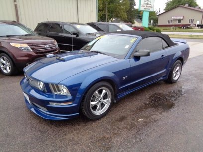 Photo Used 2007 Ford Mustang GT Premium Convertible for sale