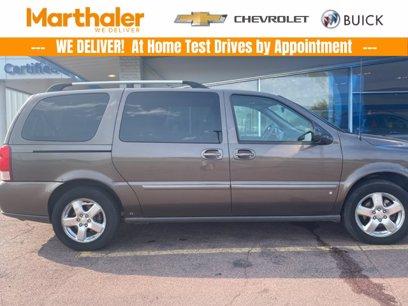 Photo Used 2008 Chevrolet Uplander LT for sale