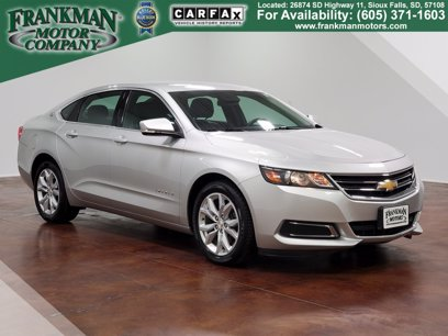 Photo Used 2017 Chevrolet Impala LT w 1LT for sale