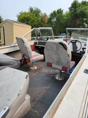 Photo Used boat Crestliner for sale - $1,500 (Lake City SD)