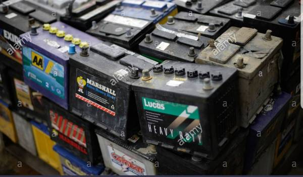 Photo Used car batterys load tested charged ready to go - $40 (Sioux Falls)