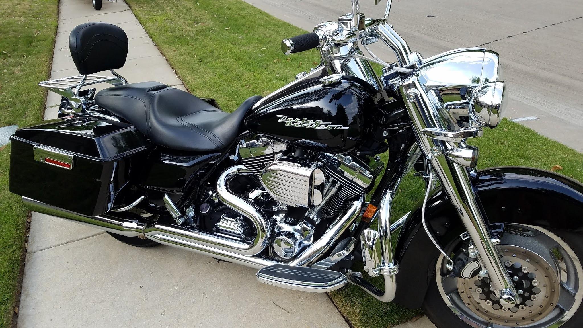 Photo 2005 Harley-Davidson ROAD KING CUSTOM $231.08231.08
