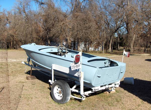 Photo 1956 1439 6quot Duracraft Aluminum Boat with Title - $500 (Boyd)