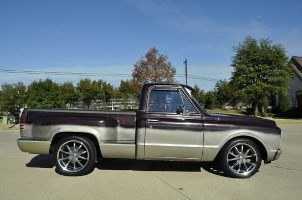 Photo 1969 C10 Chevrolet Truck 400 CID engine automatic ac - $15900 (Plano)