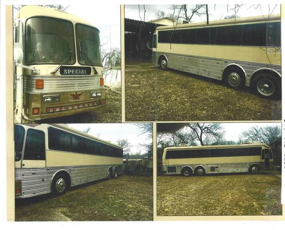 Photo 1988 Eagle Bus - $16800 (Fort Worth)