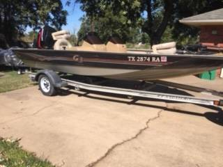 Photo 19 Foot G3 Fishing Boat - $7900 (Stephenville Texas)