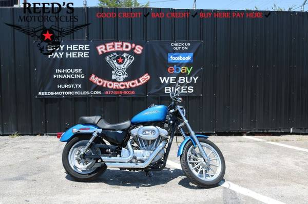 Photo 2004 Harley Davidson Sportster 883 XL883 - $5,799 (Harley Davidson Sportster 883)