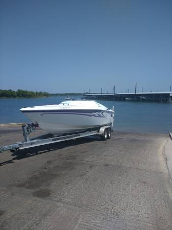 Photo 2005 Baja Boat with Trailer - $35,500 (Lewisville)