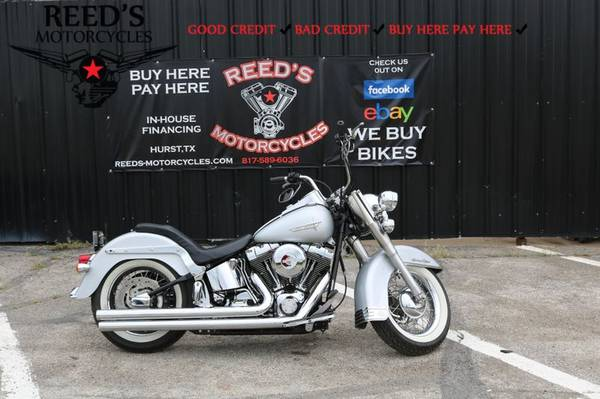 Photo 2006 Harley Davidson Softail Classic - $9,500 (Harley Davidson Softail)