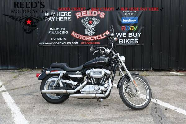 Photo 2006 Harley Davidson Sportster 1200 Custom - $4,999 (Harley Davidson Sportster)