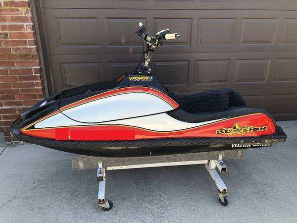 Photo 2008 Kawasaki SX-R SXR 800 Stand Up Jet Ski Superjet Super Jet - $8500 (DFW)