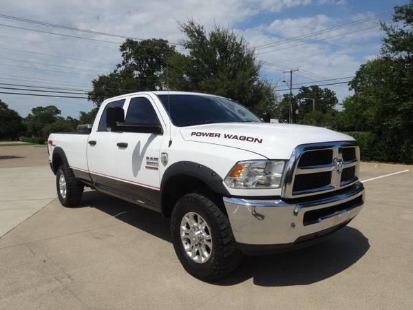 Photo 2014 DODGE RAM 2500 V8 5.7L HEMI AUTO CREW CAB LIFTED CUSTOM TRUCK - $18900 (210 E NORTH ST ARLINGTON TX)