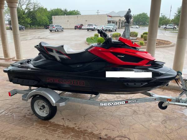 Photo 2014 Sea Doo RXT-X Jet Ski Waverunner Seadoo Sea-doo - $14,500 (Weatherford)