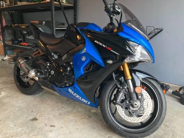 Photo 2018 Suzuki GSX S1000F - $8,500 (Wylie)
