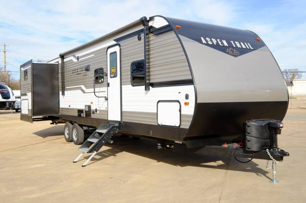 Photo 2020 Dutchmen Aspen Trail 3231BHS Travel Trailers NEW LAYOUT - $27900 (OVER 250 RVS, TX)