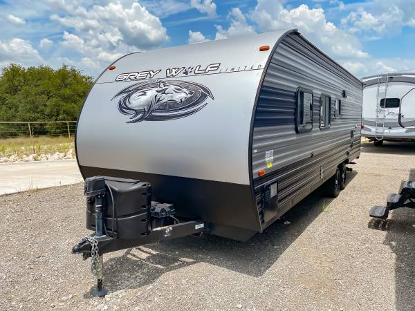 Photo 2020 Forest River Cherokee Grey Wolf 26DJSE - $24,995 (Willow Park)