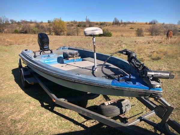 Photo Bass Boat for sale - $4,000 (Cresson)