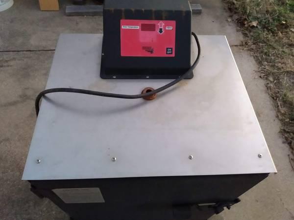 Photo CookShack-Model 20-Electric Smoker - $350 ((O.B.O.) - Burleson)