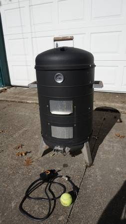 Photo Electric BBQ Grill - $100 (Dallas Lakewood  Lower Greenville Area)