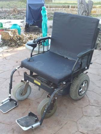 Photo Electric Wheelchair - $700 (Central Arlington)