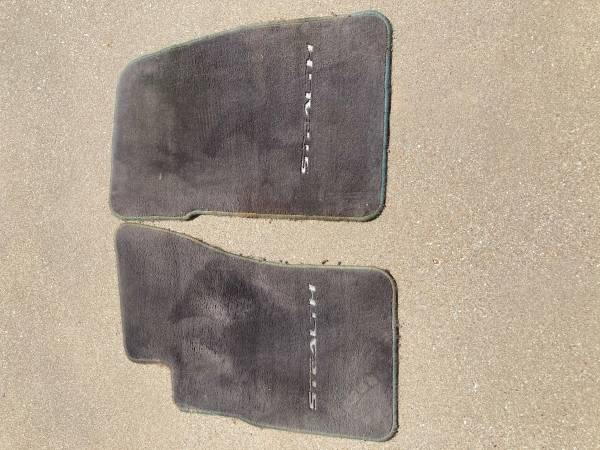 Photo Factory Dodge stealth mats or 3000 GT - $49 (East)