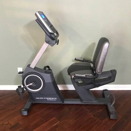 Photo HealthRider H35xr Recumbent Exercise Bike - $350 (Rockwall)
