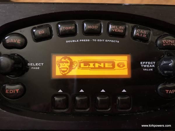 Photo Line 6 Bass POD XT Pro Multi effects rack - $222 (Mckinney)