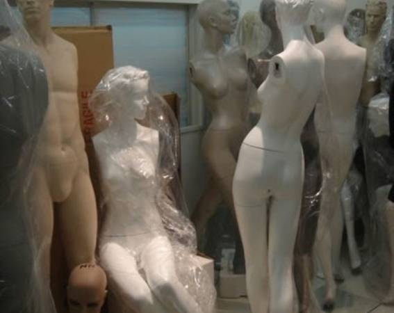 Photo Looking To Buy Used Mannequins or Mannequin Parts