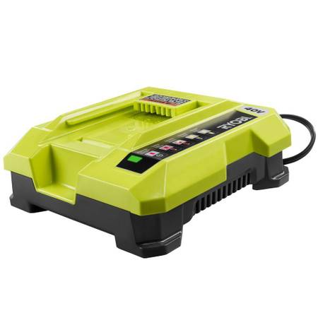 Photo New Ryobi 40-Volt Lithium-Ion Chargers - $20 (NRH)