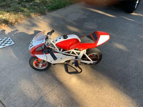 Photo Pocket bike - $600 (Euless TX)
