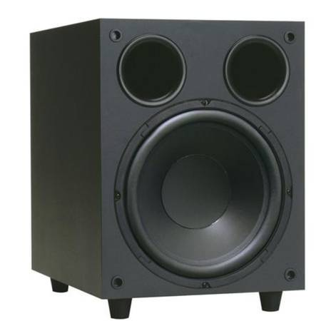 Photo Proficient S10 10-Inch Powered Subwoofer - $109 (Plano)