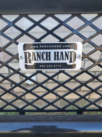 Photo Ranch Hand Guard - $200 (Fort Worth)