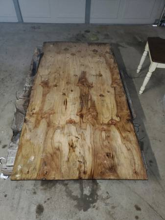 Photo Shipping Pallet (Allen, TX)