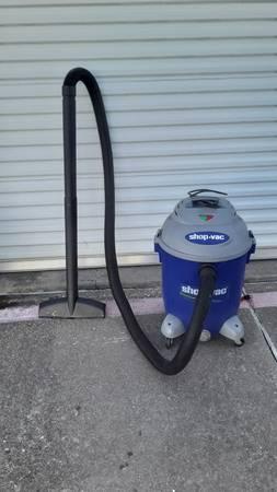 Photo Shop Vac 14 Gallon - $75 (Mesquite)