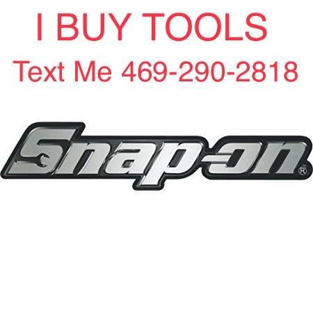 Photo Snap On Tools Tool Box Matco Snap-On Mac SnapOn (Garland)