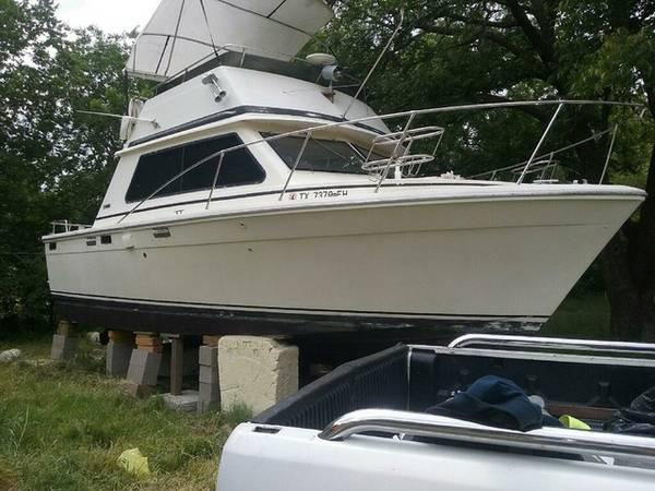 Photo TROJAN Sport Fisher - $8,500 (Lewisville boat shop)