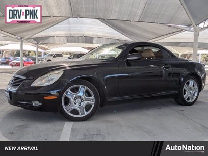 Photo Used 2006 Lexus SC 430 Convertible for sale