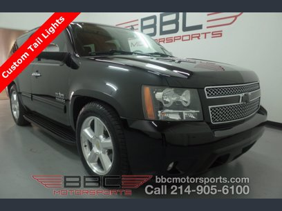 Photo Used 2011 Chevrolet Tahoe 2WD LT w Texas Edition for sale