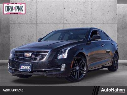 Photo Used 2015 Cadillac ATS 3.6 Performance Sedan for sale
