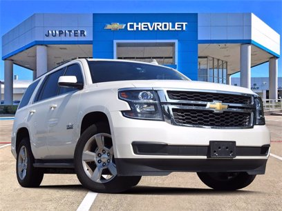 Photo Used 2015 Chevrolet Tahoe 2WD LT w Texas Edition for sale