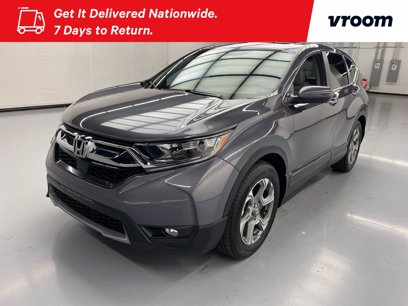 Photo Used 2017 Honda CR-V FWD EX-L for sale
