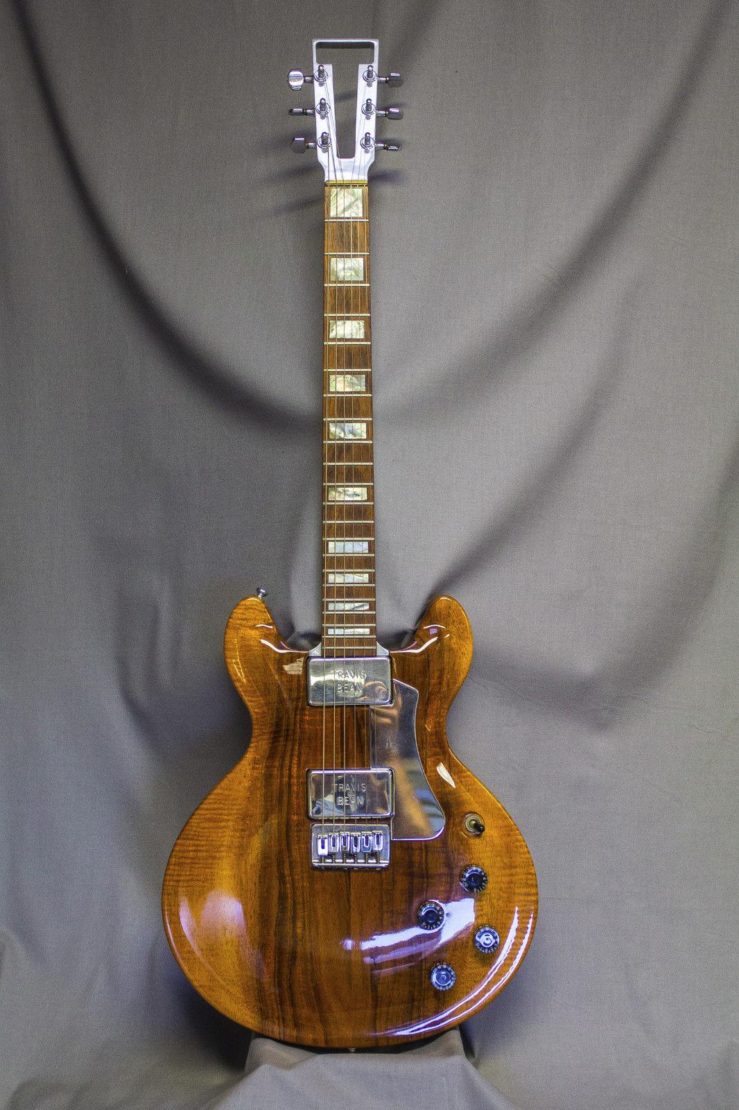 Photo 1976 Travis Bean TB1000 Artist Guitar - Mint Condition