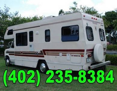 Photo 1990 Motorhome Cer bhiuh for sale---------- - $ - $1,600 (())