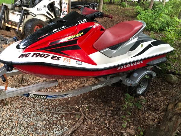 Photo 2003 Honda turbo auqua trax 1200 - $4,500 (Semora)