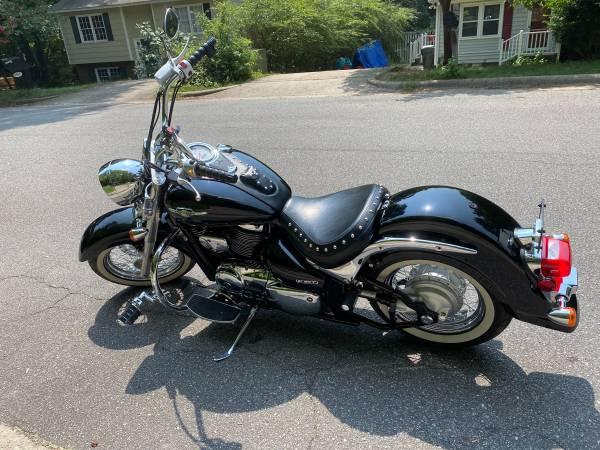 Photo 2007 Suzuki Boulevard C50t - $4,200 (Raleigh)