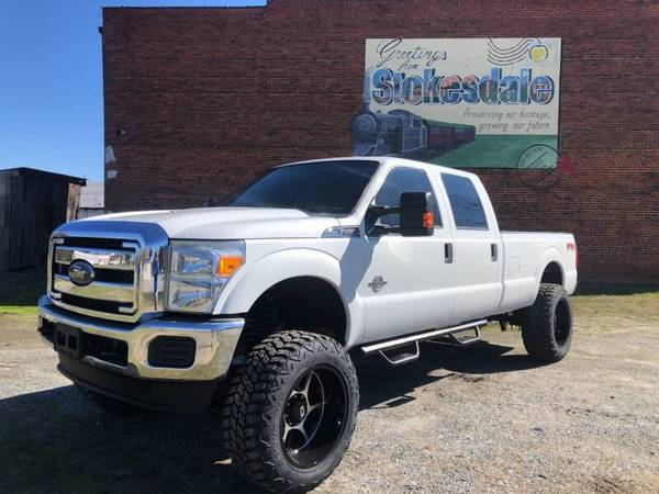 Photo 2015 Ford F250 XLT 4x4 ONEOWNER LIFTED - $28999 (DIESEL TRUCK LOT)