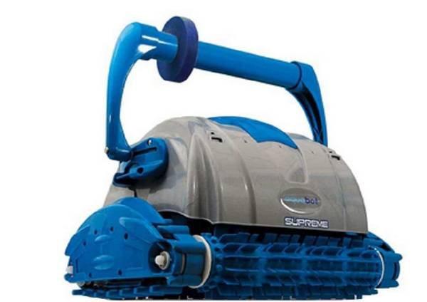 Photo Aquabot Supreme Robotic In-Ground Pool Cleaner - $499 (Danville)