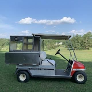 Photo Carts of Colorado Hot Dog Cart - $500 (Martinsville)